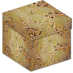 Pattern Abstract Art Storage Stool 12