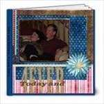 Parents Anniversary Album - 8x8 Photo Book (20 pages)