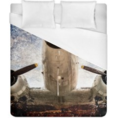 Legend Of The Sky Duvet Cover (california King Size) by FunnyCow