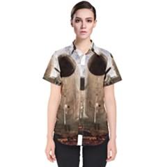 Legend Of The Sky Women s Short Sleeve Shirt