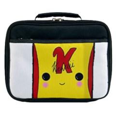 Kawaii Cute Tennants Lager Can Lunch Bag
