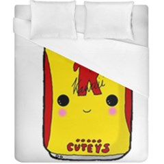Kawaii Cute Tennants Lager Can Duvet Cover (california King Size)