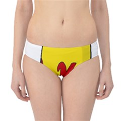 Kawaii Cute Tennants Lager Can Hipster Bikini Bottoms