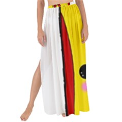 Kawaii Cute Tennants Lager Can Maxi Chiffon Tie Up Sarong