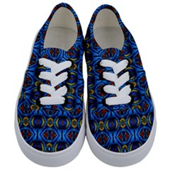 E 3 Kids  Classic Low Top Sneakers