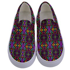 E 4 Kids  Canvas Slip Ons