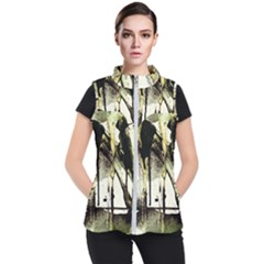 There Is No Promissed Rain 2 Women s Puffer Vest