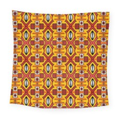 E 5 Square Tapestry (large)
