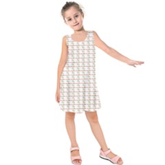 Act Of Kindness Kids  Sleeveless Dress