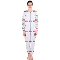 Acts Of Kindness Onepiece Jumpsuit (ladies)