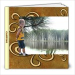 Camping - 8x8 Photo Book (20 pages)