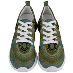 Modern Fantasy Rococo Flower And Lilies Men s Lightweight Sports Shoes