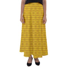 Toghu Flared Maxi Skirt
