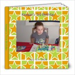 Keegans 3rd b-day - 8x8 Photo Book (20 pages)