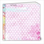 Digital scrapbook_08 - 8x8 Photo Book (30 pages)