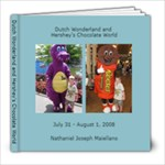 Dutch Wonderland - 8x8 Photo Book (30 pages)