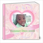 summer days - 8x8 Photo Book (30 pages)