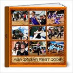 asa - 8x8 Photo Book (20 pages)