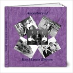 Kent - 8x8 Photo Book (20 pages)