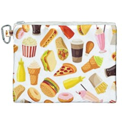 53356631 L Canvas Cosmetic Bag (xxl) by caloriefreedresses