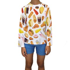 53356631 L Kids  Long Sleeve Swimwear