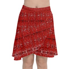 Red Lace Design Created By Flipstylez Designs Chiffon Wrap