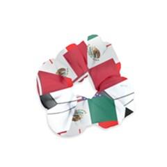 United Football Championship Hosting 2026 Soccer Ball Logo Canada Mexico Usa Velvet Scrunchie