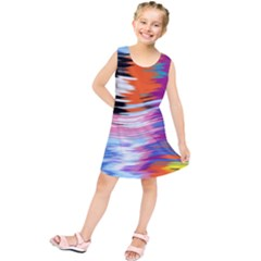 Waves                                 Kid s Tunic Dress