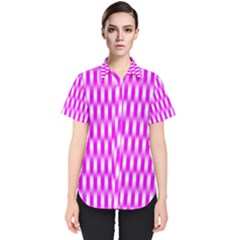 Series In Pink A Women s Short Sleeve Shirt