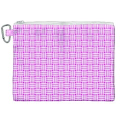 Series In Pink D Canvas Cosmetic Bag (xxl)