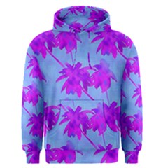 Palm Trees Caribbean Evening Men s Pullover Hoodie
