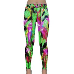 Spring Ornaments 2 Classic Yoga Leggings