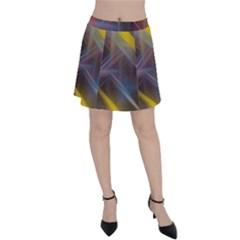 Fractals Stripes                                        Panel Skirt