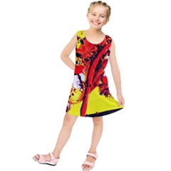 Cry About My Hair Cut Kids  Tunic Dress