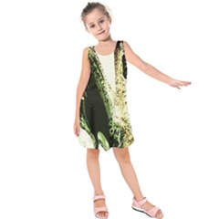 There Is No Promissed Rain 2 Kids  Sleeveless Dress