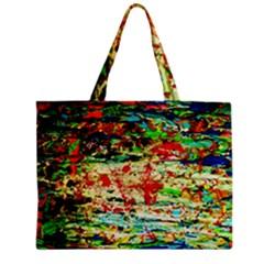 Width 2 Zipper Mini Tote Bag by bestdesignintheworld