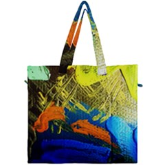 I Wonder 3 Canvas Travel Bag by bestdesignintheworld