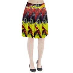 2 Pleated Skirt