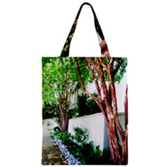 Hot Day In Dallas 40 Zipper Classic Tote Bag