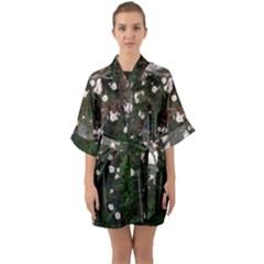 Balboa 1 Quarter Sleeve Kimono Robe