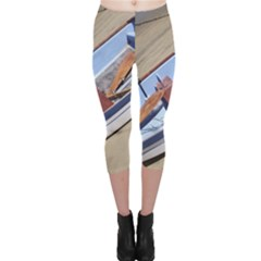 Balboa 4 Capri Leggings