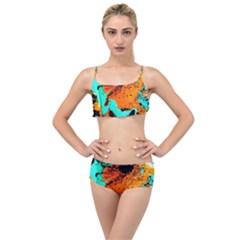 Fragrance Of Kenia 2 Layered Top Bikini Set