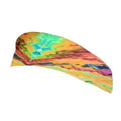 Pink Yellow And Tropical Pink Created By Flipstylez Designs Stretchable Headband