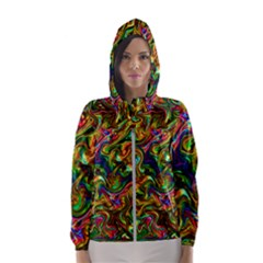 G 1 Hooded Windbreaker (women)