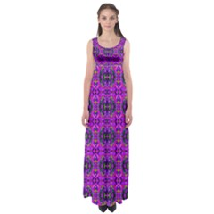 G 4 Empire Waist Maxi Dress