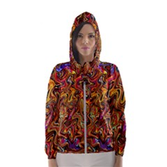 G 6 Hooded Windbreaker (women)