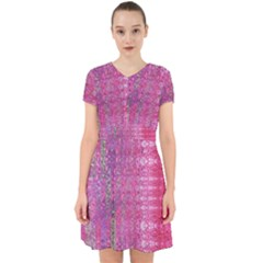 Purple Splash And Pink Shimmer Created By Flipstylez Designs Adorable In Chiffon Dress