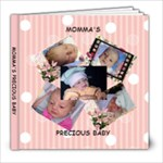 BABY SHEA - 8x8 Photo Book (20 pages)