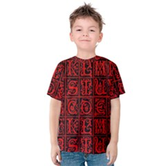 Abc Kids  Cotton Tee