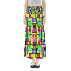 H 7 Full Length Maxi Skirt